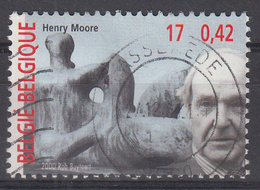 BELGIË - OPB - 2000 - Nr 2961 - Gest/Obl/Us - Used Stamps