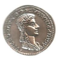 Les Monnaies Romaines,Trésor Du Patrimoine , Reproduction,  AGRIPPINA , Frais Fr 2.55e - Romaines