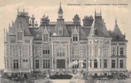 Chaource (10) - Château De La Cordelière - Cour D'Honneur - Chaource