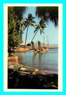 A747 / 627 TAHITI Pirogue De Guerre - Tahiti