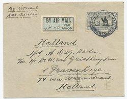 Cover / Postmark Sudan 1935 Camel - Airmail - Postzegels