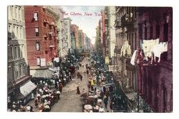 ETATS UNIS - New York, NEW YORK The Ghetto - New York City