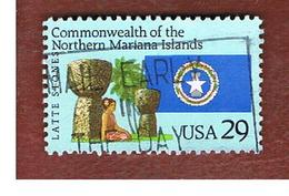 STATI UNITI (U.S.A.) - SG 2867  - 1993 NORTHERN MARIANA ISLANDS  - USED - Used Stamps