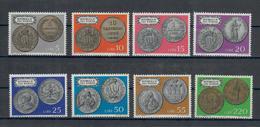 SAN MARINO 1972 - MONETE DELLA REPUBBLICA - SERIE COMPLETA - MNH ** - Nuovi