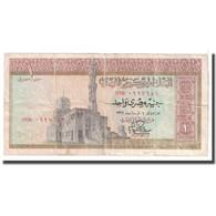 Billet, Égypte, 1 Pound, 1978, KM:44a, TB - Egypte
