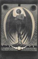 Illustration Fidus 1893 - Grollender Luzifer (Lucifer Grincheux) - Erkner-Berlin - Carte N° 19 Non Circulée - Fidus