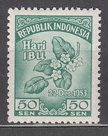 Indonesia - Correo 1953 Yvert 73 ** Mnh  Flores - Indonésie