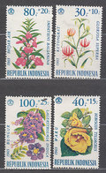 Indonesia - Correo 1965 Yvert 432/5 ** Mnh  Flores - Indonésie