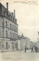 France - 16 - Barbezieux - La Poste Route De Chalais - Autres Communes