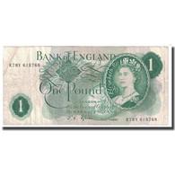 Billet, Grande-Bretagne, 1 Pound, KM:374e, TB - 1 Pound