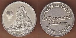 AC - CAPPADOCIA BALLOON RIDE  NICKEL TOKEN - JETON TURKEY - Monétaires / De Nécessité