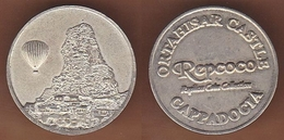 AC - CAPPADOCIA BALLOON RIDE  NICKEL TOKEN - JETON TURKEY - Notgeld