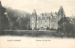 Saint-Hubert - Château Ste-Ode - Saint-Hubert