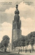 Hoogstraten - St-Catharine Kerk - Hoogstraten