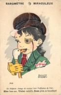 Fantaisie - Baromètre Miraculeux - Jeune Dandy - Illustr. Ed. Sornein - A Systèmes