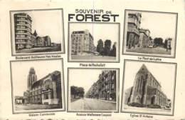 Souvenir De Forest - Multi-Vues - Forest - Vorst