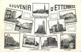 Souvenir D' Etterbeek - Multi-Vues - Etterbeek