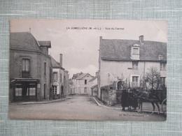 CPA 49 LA JUMELLIERE RUE DU CORNET - France