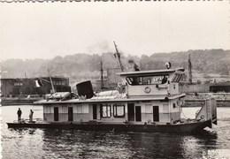 CPSMPF(bateau) REMORQEUR POUSSEUR Attaché A DOUALA Travaillant Sur Le Niger Et Le Benoue  (b Bur Theme) - Remorqueurs