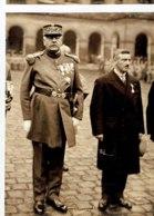 Photo Meurisse Le Prince Louis De Monaco Général De Division - Personnes Identifiées