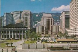 HONG KONG - THE BANKING DISTRICT - Chine (Hong Kong)