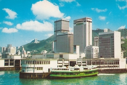 HONG KONG - THE STAR FERRIES SHUTLE - Chine (Hong Kong)
