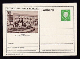 Bund P 53  100/626 Solingen   Ungebraucht - [7] République Fédérale