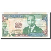 Billet, Kenya, 10 Shillings, 1993, 1993-07-01, KM:24e, SPL - Kenya