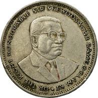 Monnaie, Mauritius, Rupee, 1990, TB, Copper-nickel, KM:55 - Maurice