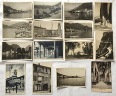 Lot Von 15 AK Gardasee Lago Di Garda Ca. 1930 (?) Verschiedene Motive / Riva Del Garda Salò Gardone Malcesine S. Vigilio - Non Classés