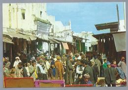 MA.- MAROC. TETOUAN. -(Arabisch: تطوان). Gersa Kebira. Ongelopen. - Marokko