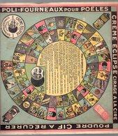 (jeux) Jeu De L'oie CREME ECLIPSE FULGOR CIF...(CAT 1342) - Jeux De Société
