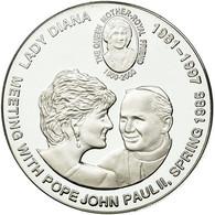 Monnaie, CONGO, DEMOCRATIC REPUBLIC, 5 Francs, 2000, FDC, Copper-nickel, KM:64 - Congo (República Democrática 1998)
