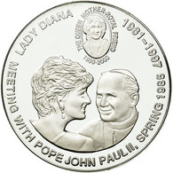 Monnaie, CONGO, DEMOCRATIC REPUBLIC, 5 Francs, 2000, FDC, Copper-nickel, KM:64 - Congo (Democratische Republiek 1998)