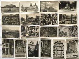 Lot Von 18 AK Palermo Ca. 1930 (?) Verschiedene Motive / Sizilien Sicilia - Palermo