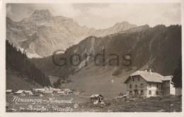 Austria - Nenzinger Himmel - Nenzing