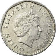 Monnaie, Etats Des Caraibes Orientales, Elizabeth II, 5 Cents, 2002, British - East Caribbean States