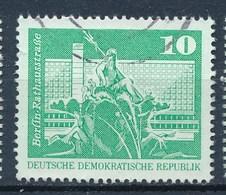 DDR Mi. 1843 Type II B Gest. Berlin Neptunbrunnen - DDR