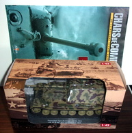 Chars De Combat N°3 - Panzerjäger Tiger Elefant Allemagne-Altaya - Tanks