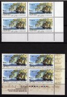 Joint Issue Italy Canada 1997 Cabot's Voyage X4 MNH - Emissioni Congiunte