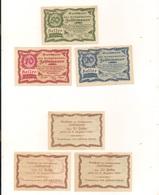 3 Notgeldscheine Zeiselmauer 10, 20 + 50 H - Autriche