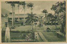 St Kitts . W.I.  The Circus Basseterre  Edit A. Moure Losada - Saint-Christophe-et-Niévès