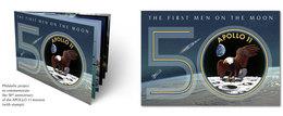 Apollo 11, Mini-Book - DJIBOUTI, GUINEA BISSAU, SIERRA LEONE, S. TOME & PR., MALDIVES. Official Issue - Emissions Communes