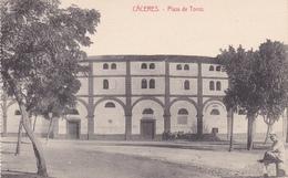 Espanha -arenes 1 Postale De Cáceres +1de Castelloón Circulou Para Somália 23 -3- 1922 - España