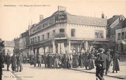 45-COURTENAY- LES MAGASINS BORNET-MITTON - Courtenay