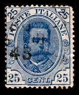1891 Italy - 1900-44 Vittorio Emanuele III