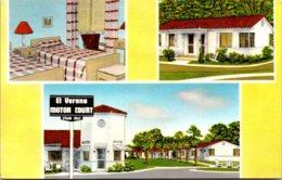Florida Jacksonville El Verano Motor Court - Jacksonville