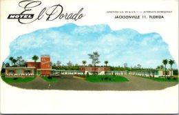 Florida Jacksonville Motel El Dorado - Jacksonville