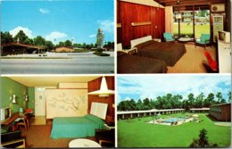 Florida Jacksonville Howard Johnson's Motor Lodge & Restaurant US 1 South - Jacksonville