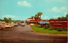 Florida Jacksonville Naval Air Station Entrance - Jacksonville